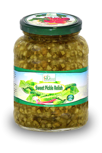 Sweet Pickle Relish in Jar 1500ml
