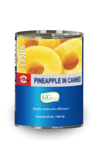 Pineapple slices in can 20 Oz