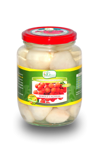 Lychees in syrup in jar 540ml